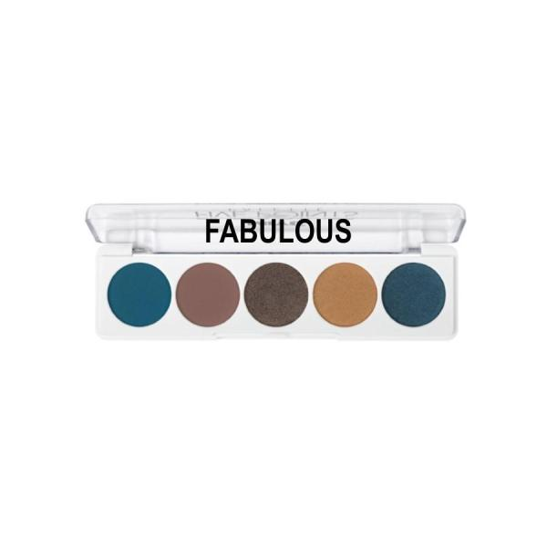 5 Points Eye Shadow Limited Edition 5