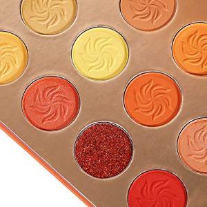 Tiffany's Hot Mess 15 Piece Eyeshadow Palette 2
