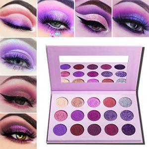 Tiffany's Hot Mess 15 Piece Eyeshadow Palette 9