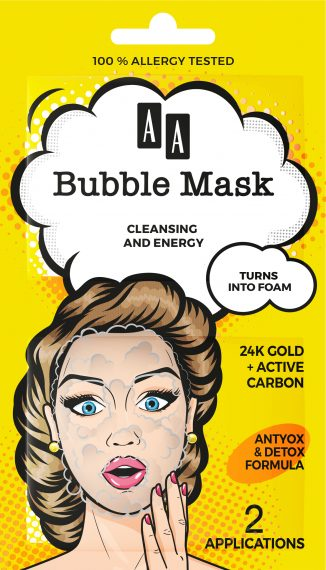 Tiny Bubbles so Divine - AA Bubble Masks 2
