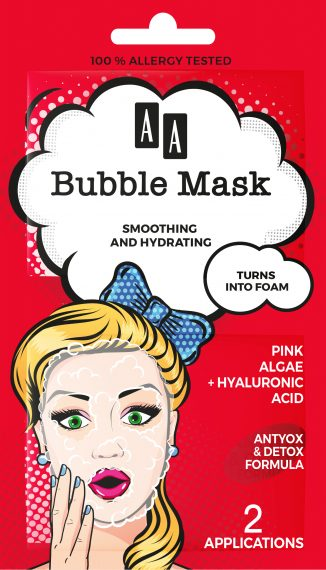 Tiny Bubbles so Divine - AA Bubble Masks 1