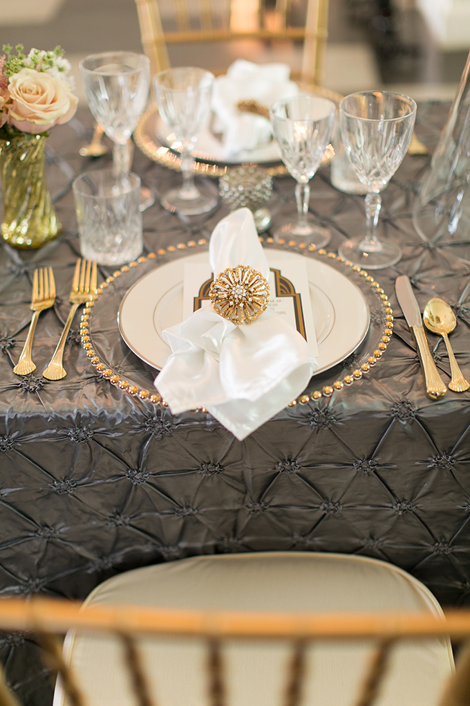 Fall Wedding Linens