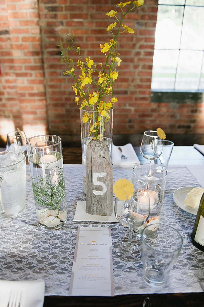 Rustic Yellow Coastal Wedding  Glamour  Grace