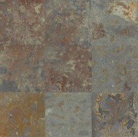 Brazilian Multicolor | Los Angeles Slate Flooring Tile 16x16