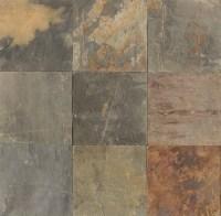 Butterscotch | Los Angeles Slate Flooring Tile 16x16