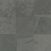 Country Grey Brushed | Los Angeles Slate Flooring Tile 16x16
