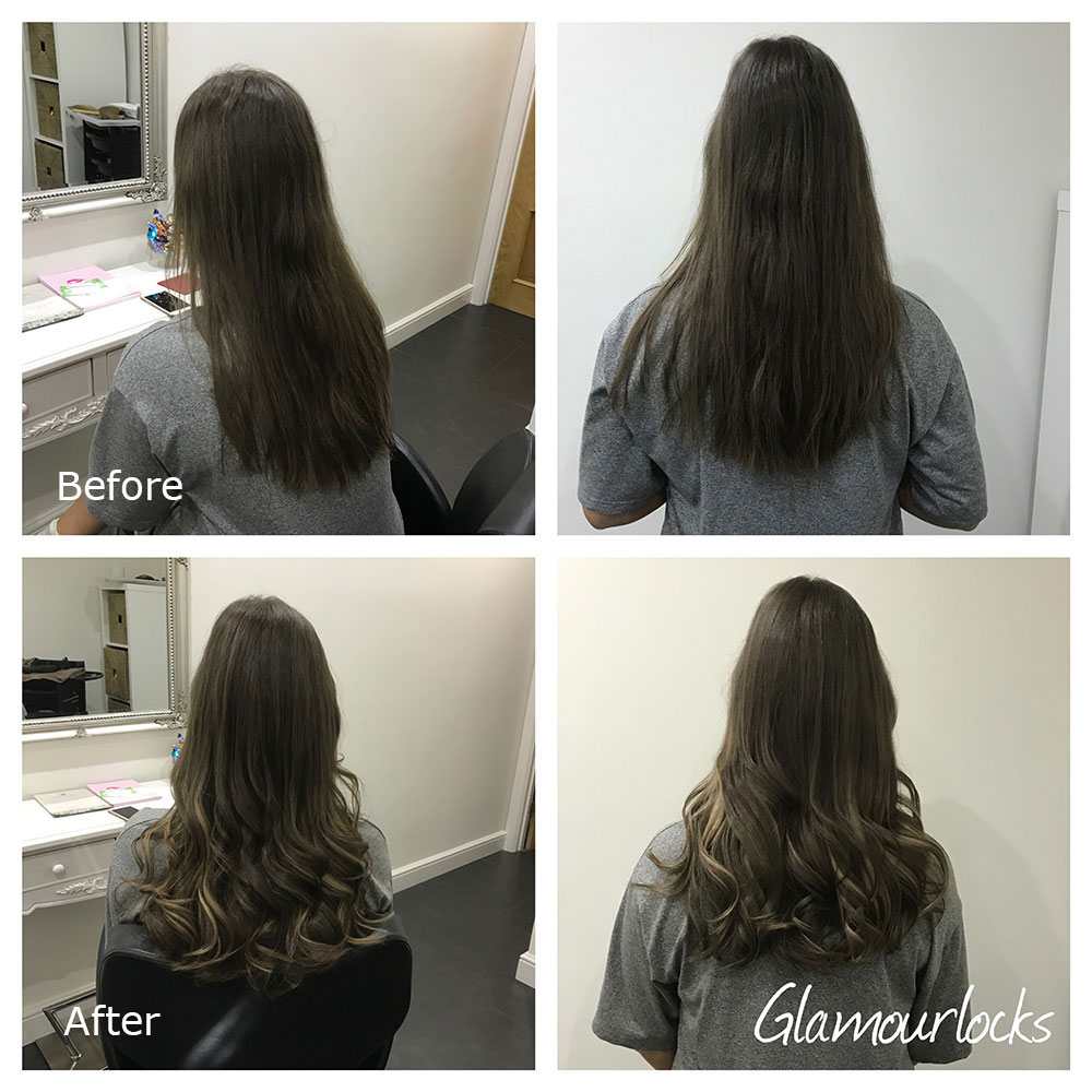 Hair Extension Highlighting Service In Birmingham