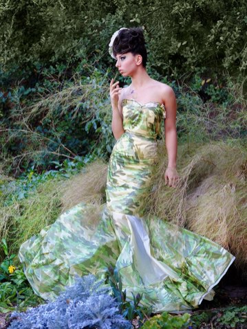 Fashion image © GMM Staff Photographer Roger Talley