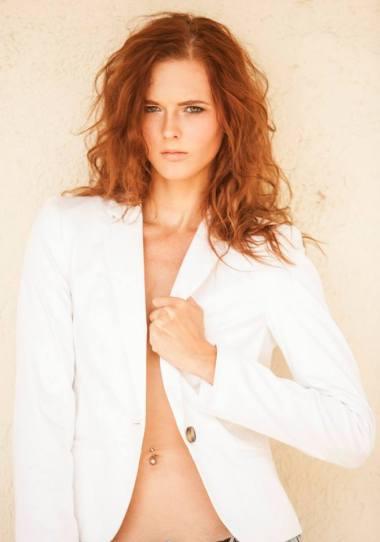 Image © Glamour Model magazine Staff Photographer, Kevin Schirmer