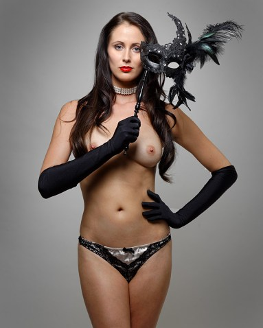 Carolin shot by Glamour Model Magazine Staff Photographer Roger Tally