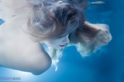 Our first ever underwater feature: Bonnie-leigh shot by Brett Stanley