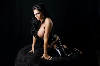 Porn star Angela Aspen