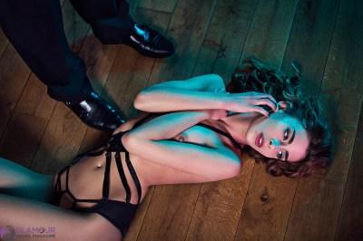 Céline Germain 'Unfulfilled Desire' by Miluniel