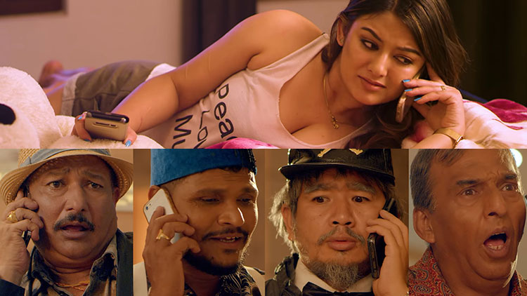 Comedy Packed 'Chauka Dau' Trailer, Keeps You Laughing!