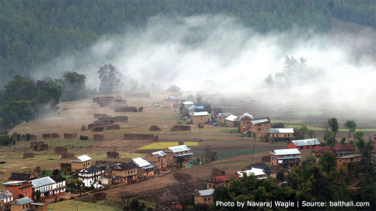 Balthali, One of the Most Beautiful Village Near Kathmandu