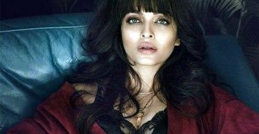 Aishwarya Rai photos for Vogue magazine