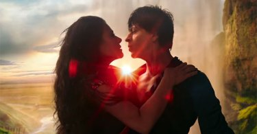 Shah Rukh Khan and Kajol