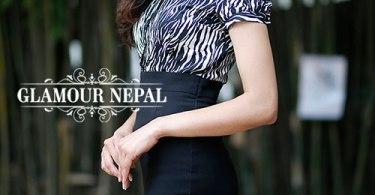 Miss Nepal 2017 contestant