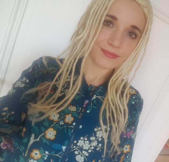 Meine Neue Frisur Dreadlocks GlamourSister Com