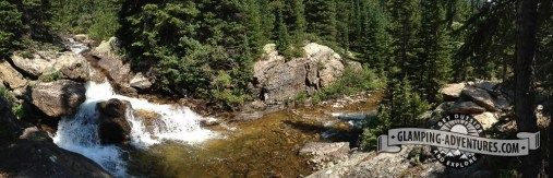 Nice place to cool off. Indian Peaks Wilderness.