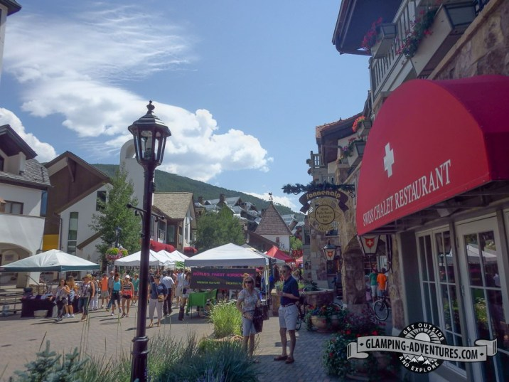 Down Town, Vail CO.