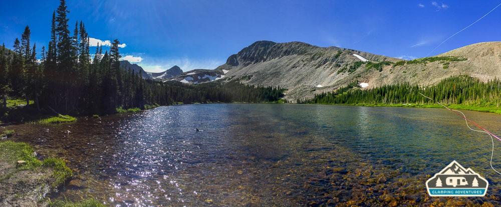 Mitchell Lake.