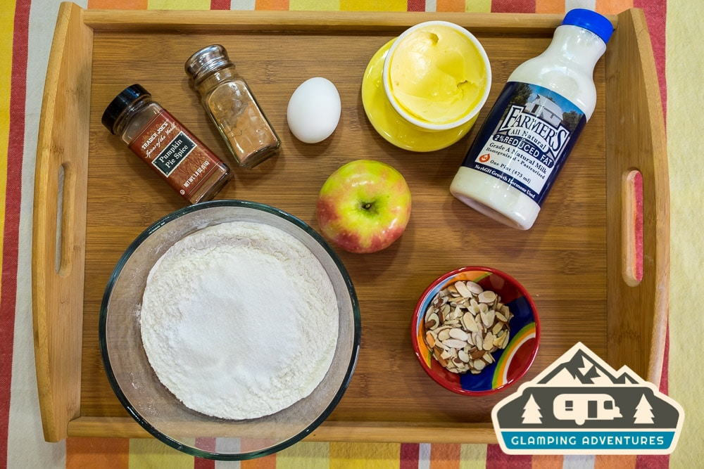 Recipe: Apple Cinnamon Pancakes