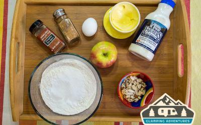 Recipe: Apple Cinnamon Pancakes