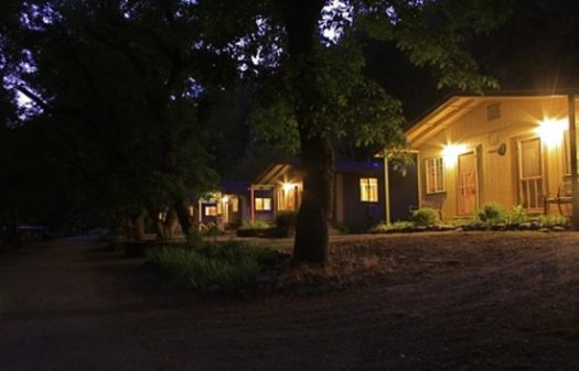 standard-cabins-at-night