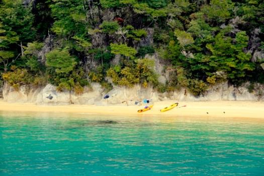 02 Abel Tasman kayaking