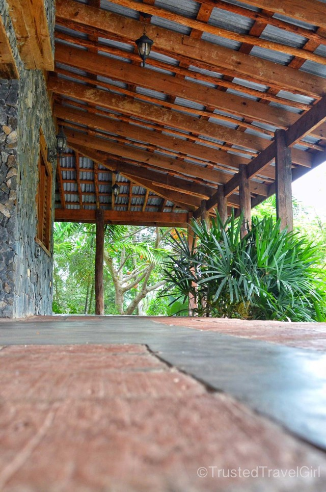 glamping porch by trusted travel girl