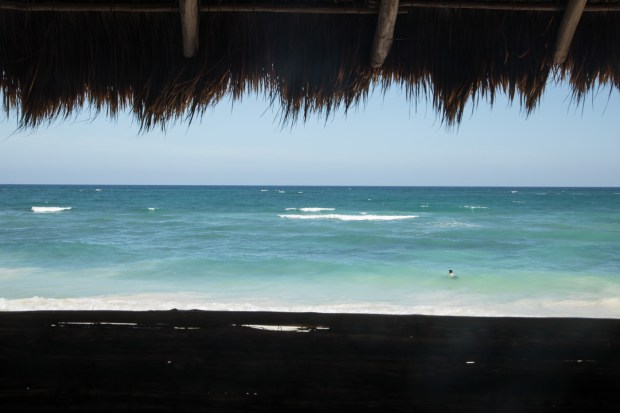 Glamping review of the treehouse at Papaya Playa in Mexico by Kristen Kellogg 6752