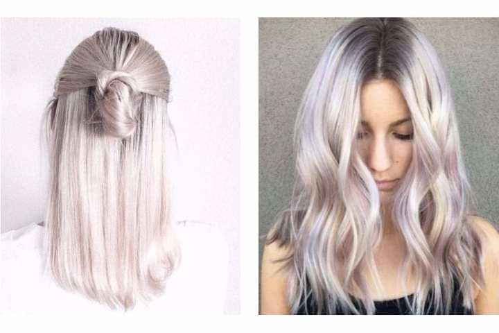 Pearl hair: la tinta per capelli più cool del momento