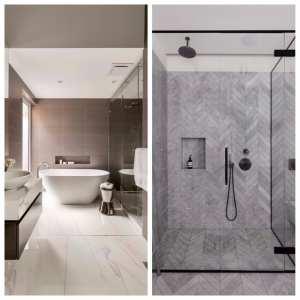 Arredamento bagno e idee salva spazio per l'interior design