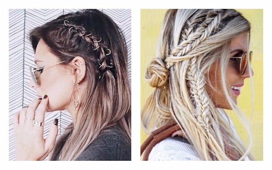 Acconciature capelli lunghi e ispirazioni varie