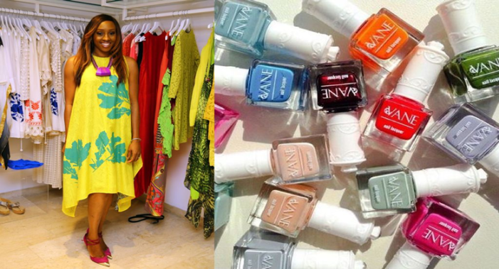 Celebrity Stylist, Veronica Odeka Launches Nail Polish Line