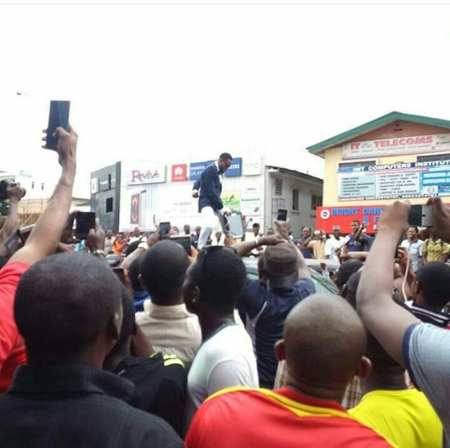 Dbanj at slot (9)