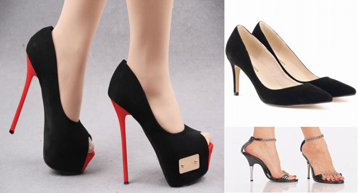 Five Tricks to Make Your High Heels More Comfortable