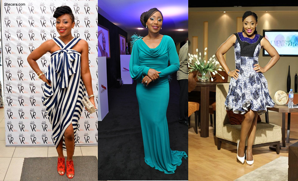 Style Crush Of The Week: Modest and Chic Dakore Egbuson-Akande