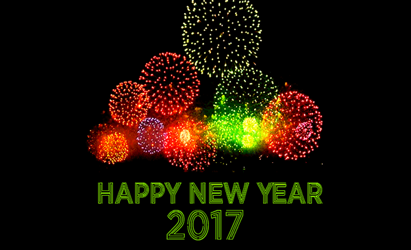 Glamtush Wishes Everyone A Happy & Prosperous 2017