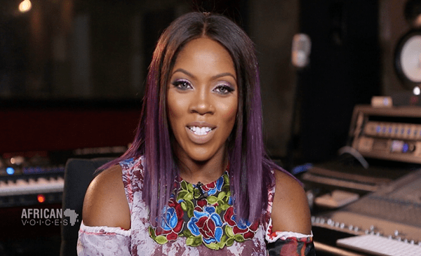 Tiwa Savage Explains To CNN's 'African Voices' What Made Her Return To Nigeria