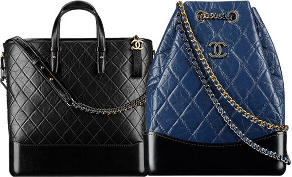 Accessory Pick: Gabrielle, New Bags From Chanel