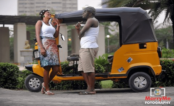 Check Out This Keke Pre-Wedding Photos