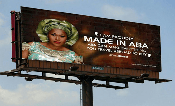 Uche Jombo Becomes 'Made In Aba' Ambassador In Abia State