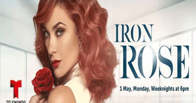 Iron Rose Teasers October 2017