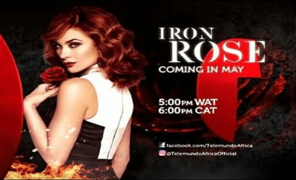Revenge, Ambition And Love Play Out In New Telenovela 'Iron Rose'