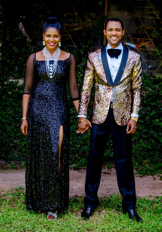 Former Miss Museum Tourism, Precious Okon Releases Captivating Pre-Wedding Photos
