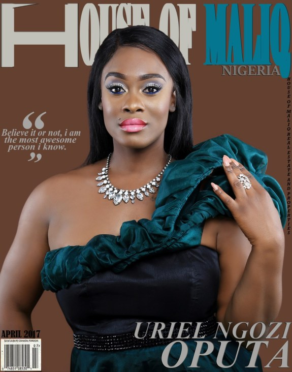 Evicted BBNaija 2017 housemates on House of Maliq April cover 2017