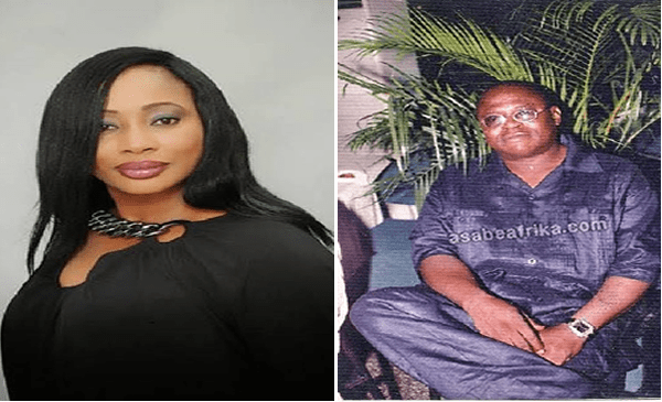 clarion Chukwurah loses first husband, Tunde Abiola