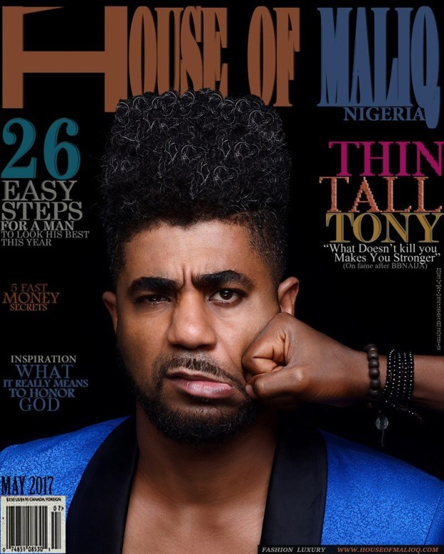 Former BBNaija Housemates Dazzle On The Cover Of House Of Maliq May Edition